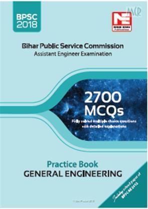 2700 MCQs : Practice Book General Engineering - Bihar Public Service