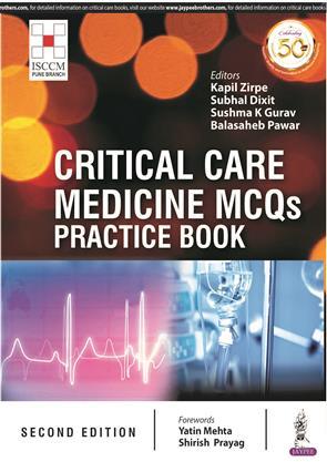 Critical Care Medicine MCQs Practice Book (ISCCM) 2nd