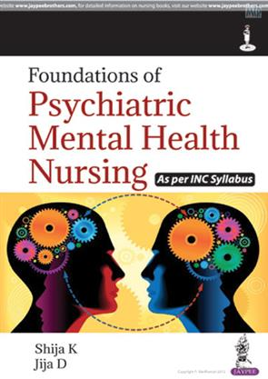 Foundations Of Psychiatric Mental Health Nursing As Per Inc