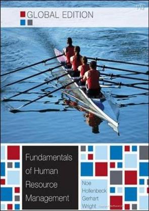 fundamentals of human resource management 4th edition by noe r afundamentals of human resource management 4th edition