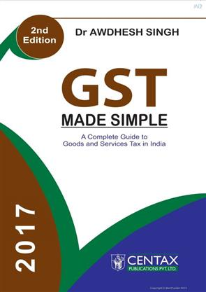 Gst made simple a complete guide to goods and services for Interior decoration gst hsn code