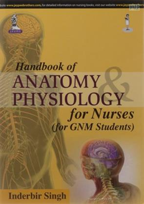 HANDBOOK OF ANATOMY PHYSIOLOGY FOR NURSES (FOR GNM STUDENTS