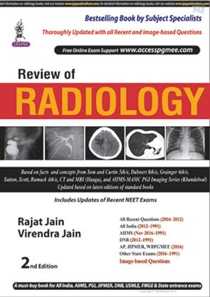 Review of Radiology 2nd Edition, 9789352700455, Rajat Jain and