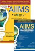 AIIMS MedEasy with Supplement May 2015 to November 2019 4th Edition 2020