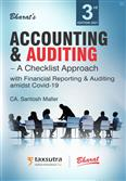 Accounting & Auditing - A Checklist Approach 3Rd Edition