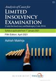 Analysis of Cases for Limited Insolvency Examination April 2021
