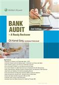 Bank Audit A Ready Reckoner 2nd Edition 2020