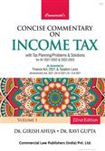 Commentary on Income Tax 22nd Edition 2021