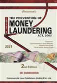 Commentary on The Prevention of Money Laundering Act. 2002