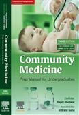 Community Medicine: Prep Manual for Undergraduates 3rd Edition