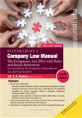 Company Law Manual The Companies Act 2013 with Rules and Ready Referencer Fourth Edition Set of two Volumes
