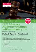 Compendium of GST Advance Authority Rulings with Summary Jan 2020 - Jun 2020