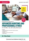 Comprehensive Approach to Advanced Auditing and Professional Ethics for Nov 2021 Exam