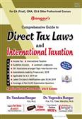 Comprehensive Guide to Direct Tax Laws & International Taxation (14th Edition)