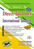 Comprehensive Guide to Direct Tax Laws & International Taxation 13th Edition