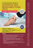 Comprehensive Guide to Insolvency and  Bankruptcy Code 2016 Law & Practice Second Edition