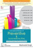 Conceptual Review of Preventive & Social Medicine (PSM) 2nd Edition 2019