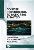 Concise Introduction To Basic Real Analysis 1st Edition 2020