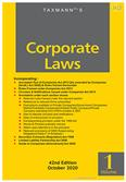 Corporate Laws (set of 2 volumes) 42nd Edition 2020