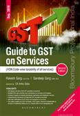 Guide to GST on Services - (HSN Code wise taxability of all services) (Second Edition)