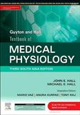 Guyton & Hall Textbook of Medical Physiology - 3rd SAE