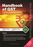 Handbook of GST Procedure Commentary and Rates Sixth Edition