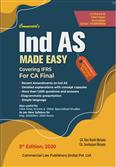 IND AS Made Easy Covering IFRS (CA Final)
