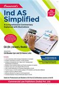 Ind AS Simpli?ed A Comprehensive Commentary Explained with Illustrations 4th Edition 2021