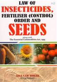 Law Of Insecticides Fertiliser Control Order FCO Seeds & Essential Commodities Act 1955