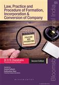 Law Practice And Procedure Of Formation Incorporation And Conversion Of A Company