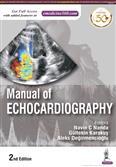 Manual of Echocardiography