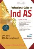 Professional Guide to Ind AS 3rd Edition