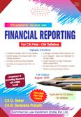Students Guide on Financial Reporting Old Syllabus for Nov 2020 Exam