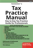 Tax Practice Manual 7th Edition 2021